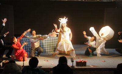 2007箱根 野外公演