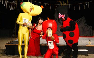 2007鹿島 野外公演