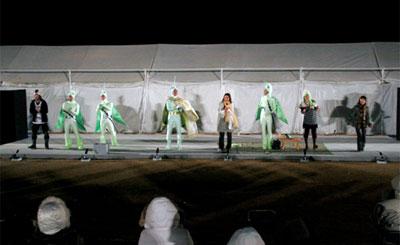 2007~2008年伊勢 野外公演